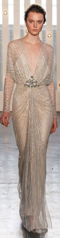 Jenny Packham Fall 2014 absolutely gorgeous