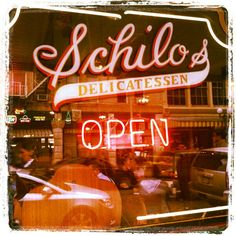Everything from hamburgers to deli sandwiches on simple, homemade breads is well prepared here at Schilo's. The homemade draught root beer is a favorite for local customers. You might have to wait for a table during the busy lunch hours, especially on weekdays, but it's worth it: to walk in here is to travel back to the 1950s. Sitting at the old diner-style counter adds to the fun.