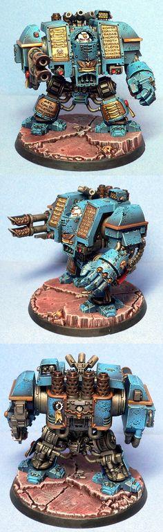 SM Venerable Dreadnought