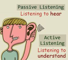 Listening. Important it might be, but that does not mean that people have what it takes to be good listeners. And that is why active listening skills need to be taught and inculcated. In that direction, this article will help in providing for certain skills of the same.