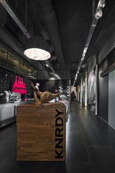 KNRDY Restaurant by Suto Interior Architects
