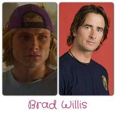Brad Willis Scott Michaelson - 1991-1993 Kip Gamblin - 2013-