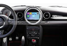 How to upgrade a 2006-2013 BMW Mini Cooper car stereo with Tuner TV Bluetooth 1080P Video USB SD GPS navigation
