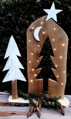 Gebastelte Weihnachtsdeko.Die 479 Besten Bilder Von Gebastelte Weihnachtsdekoration In 2019