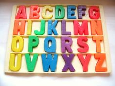 Fisher Price Alphabet Magnets