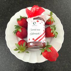 Strawberry, Fruit, Food, Gourmet, The Fruit, Meals, Strawberries, Yemek, Eten