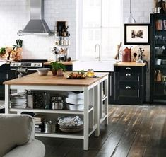 stenstorp k cheninsel ikea kitchen renovation pinterest. Black Bedroom Furniture Sets. Home Design Ideas