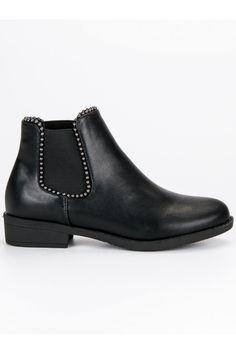 9a5366064a Klasické dámske topánky čierne pérka Sergio Todzi
