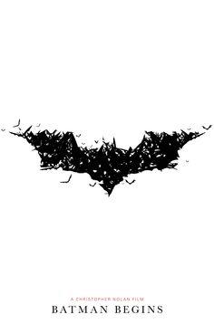 Batman Begins by Beatific-Design.deviantart.com on @deviantART