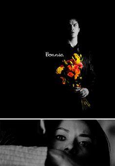 Damon & Bonnie • The Vampire Diaries #7x18 #TVD