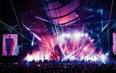 World Club Dome - Frankfurt - May - EDM