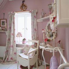 Home tour – uma casa chique e romântica no estilo cottage!!