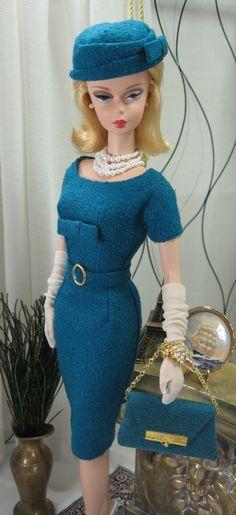 Marina  for Silkstone Barbie