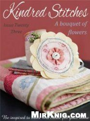 Kindred Stitches: A bouquet of flowers - Issue 23