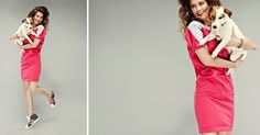 DIY: A Tube dress with a yoke http://www.pracowniajanlesniak.pl/en/diy-a-tube-dress-with-a-yoke/