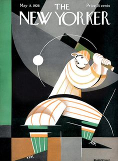 1926, Victor Bobritsky : The New Yorker