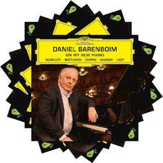Daniel Barenboim  On my new piano  Deutsche Grammophon, 2016