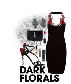 """Untitled #102"" by elsa-ebervik on Polyvore featuring Sans Souci, Dolce&Gabbana, Avenue, Yves Saint Laurent and MAC Cosmetics"