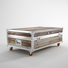 Camden Roadie Trunk Coffee Table