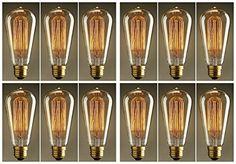 LOMT™ 12 PACK Vintage Light Bulb Filament E27 Ediso... https://www.amazon.co.uk/dp/B00UVA47ZI/ref=cm_sw_r_pi_dp_saJoxb4XDX9BC