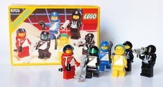 #flickr #LEGO #1988 #classic #space