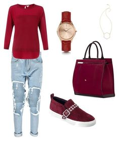 """""""Untitled #102"""" by lelybely-polyvore ❤ liked on Polyvore featuring Boohoo, Marc by Marc Jacobs, Jigsaw, Cambiaghi and Kennett"""