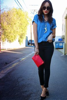 Steal Her Style: Ashley Madekwe