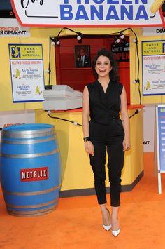 "2. Alia Shawkat At The ""Arrested Development"" Premiere"