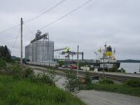July 13 -- Volumes destined to increase for Pinnacle Pellet's Prince Rupert Terminal