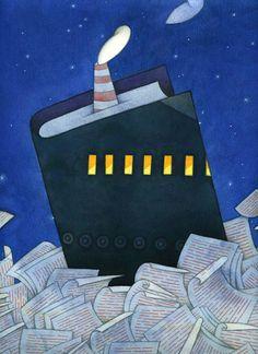 Entre Lápis e Pincéis: Dia Mundial do Livro