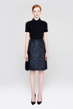 A.L.C. Fall 2012 Ready-to-Wear Collection Photos - Vogue