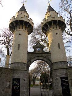 University of Aberdeen, Aberdeen, Scotland - Krunkatecture