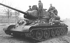 Танк Т-34. Итоги войны. Устройство Т-34-85. Производство и служба Т-34 в других странах после войны. Танки союзников.