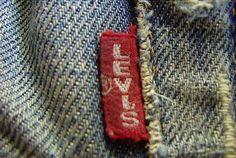 Vintage Levi's Jeans Big E