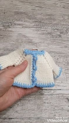 Outfit Paola Reina clothes for dolls stricken videos Doll clothes doll clothes Knitted Doll Patterns, Knitted Dolls, Baby Knitting Patterns, Crochet Dolls, Free Knitting, Crochet Baby, Crochet Patterns, Free Crochet, Knitted Baby