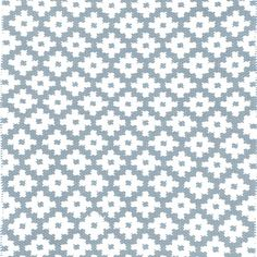 Samode Rug -  Light Blue/Ivory