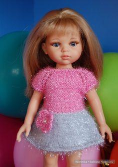 Доброе утро, дорогие жители Бэйбиков! Сегодня я хочу показать наши новые наряды которые я смастерила для девочек любимиц от Paola