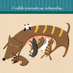 Paula Kranz - Ilustrações   Amamentar é tudo de bom