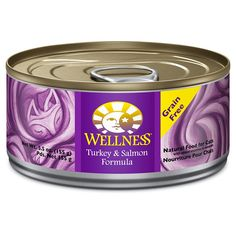 Wellness Complete Health Natural Wet Canned Cat Food *** To view further for this item, visit the image link.