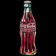 (coke code 218) 코카-콜라 크리스마스 보틀을 아시나요!? 1923년 크리스마스 날 코-크의 심볼 컨투어 보틀이 최초로 특허 갱신을 한 날이라고해요~ 그리하여 그때의 코-크 컨투어 보틀은 크라스마스 보틀로 불렸다고 하네요 :)