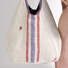 Linen Bag by thewren