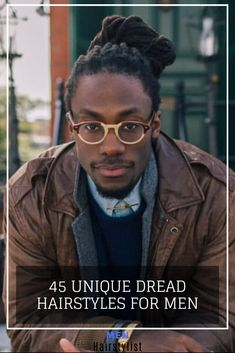 One way in which you can keep your dreads looking classy and protect them at the same time is to tie them up in a man bun. In this way, you can obtain a business casual look that you can wear in meetings and still look cool.