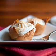This pumpkin custard in phyllo with coconut-flavored topping looks awesome.  Wonder how to paleofy phyllo pastry....