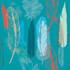Feathers Pattern Vector Graphic 300 x 300 px Art Clipart, Vector Art, Feather Background, Parrot Feather, Feather Vector, Decoupage, Free Vector Backgrounds, Feather Pattern, Free Vector Graphics