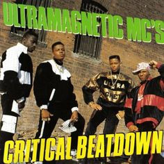 """Advanced lyricism and funky break-beats from the Boogie Down Bronx. Chuck D called them the Kings of the 12"""" but Critical Beatdown showed that they were masters of the LP as well.                                                           frontql.jpg 640×640 pixels"""