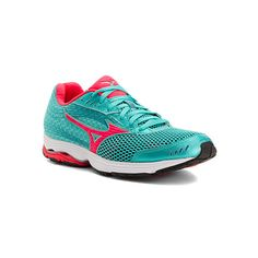 ee3ddec9d340 Mizuno Wave Sayonara 3 ( 110) ❤ liked on Polyvore featuring shoes