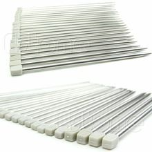 """taille 11//8mm Boye Point unique en aluminium Aiguilles à tricoter 14/"""""""