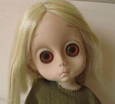 Vintage Hasbro Little Miss No Name 15 Inch Vinyl Doll with Original Outfit #Hasbro #VintageLittleMissNoNamedollorigoutfit