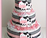 Barnyard Diaper cake , Country Farm Animals, Farm Animals Baby Shower, Barnyard Shower