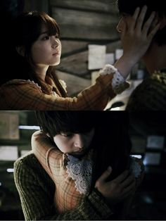 """You're still beautiful."" - A Werewolf Boy. A tearjerker. :,)"